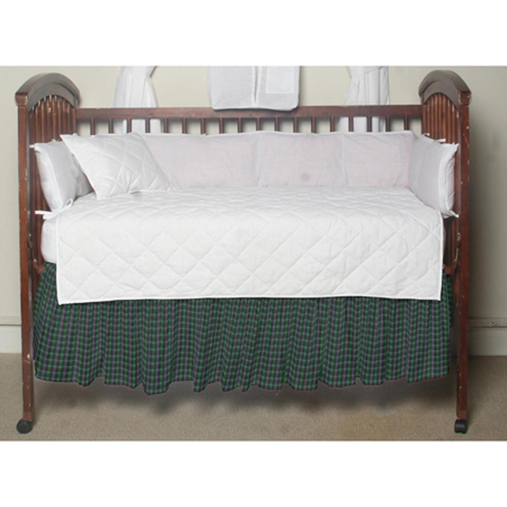 Crib Dust Ruffle