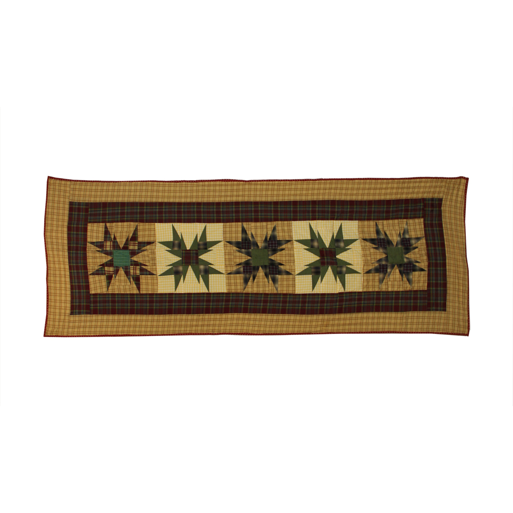 "Forever King Bed Runner or Scarf 30""W x 100""L"