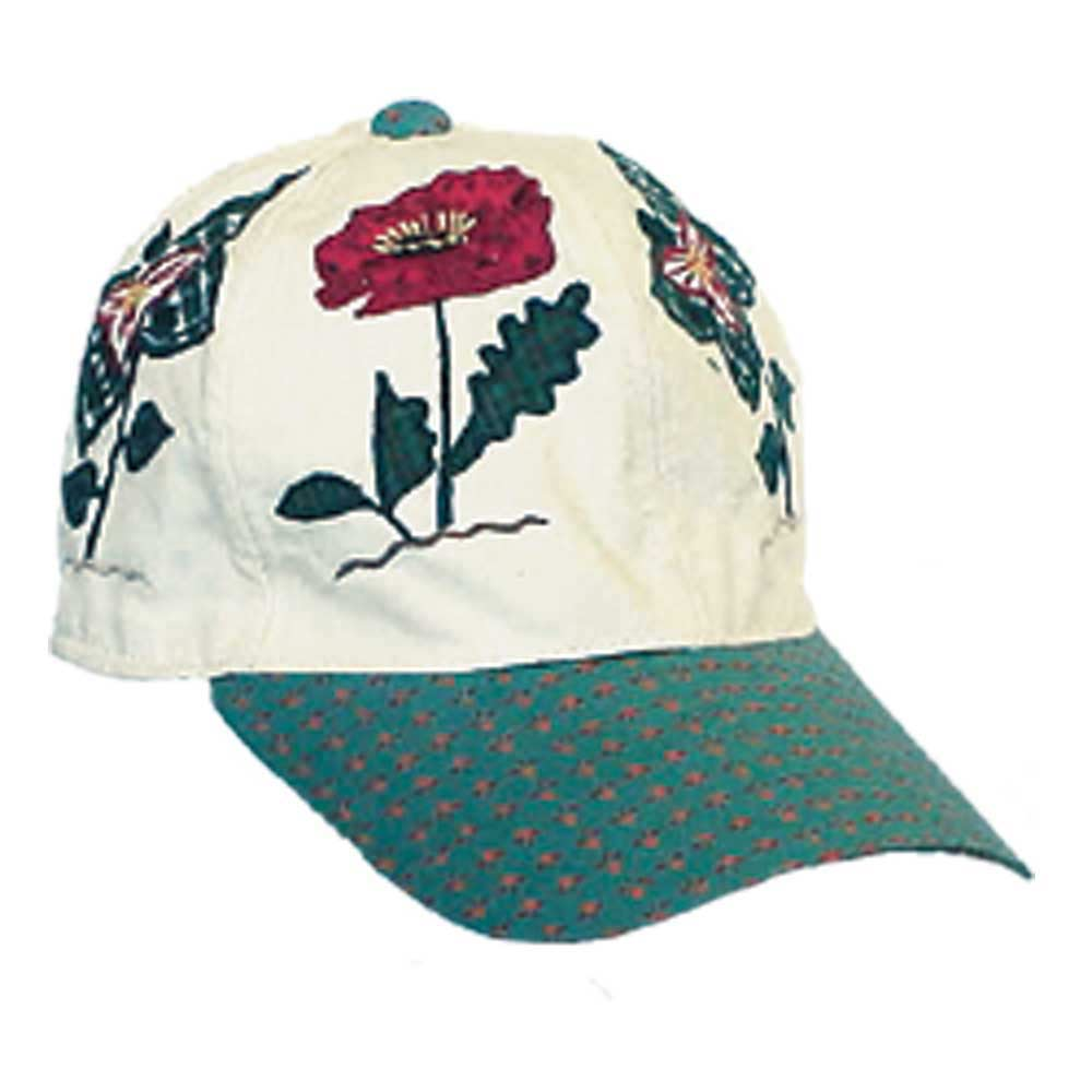 Wildflower Baseball Cap