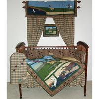 Wilderness Crib Set 6 Pieces