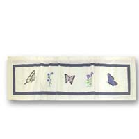 """Butterfly Kisses Curtain Valance 54""""W x 16""""L"""
