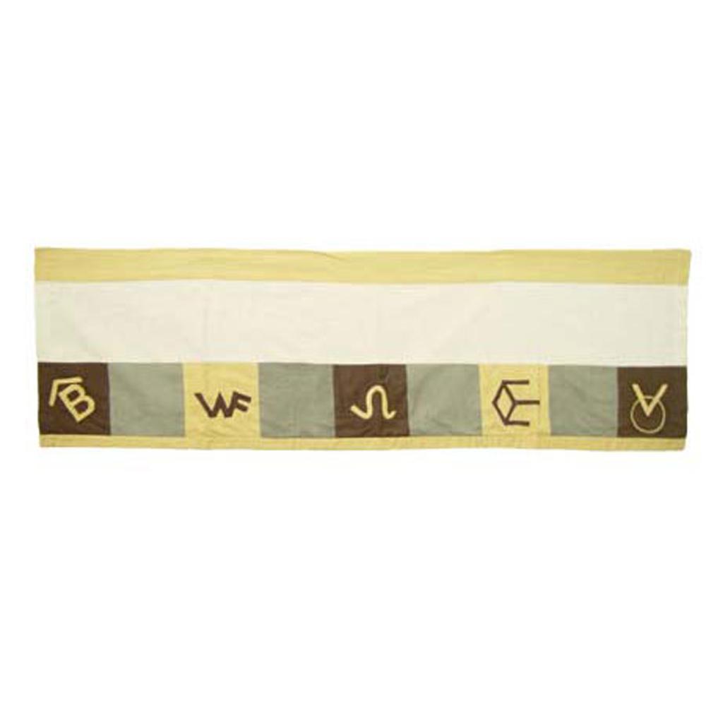 "Brand Western Curtain Valance 54""W x 16""L"