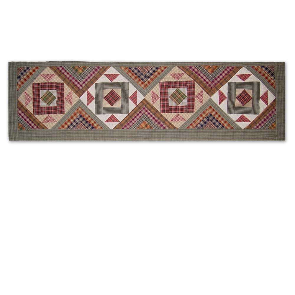"Country Roads Curtain Valance 54""W x 16""L"