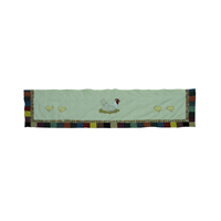 """Rooster Curtain Valance 54""""W x 16""""L"""