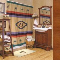 """kokoepelli,cz Shower Curtain 72""""W x 72""""L"""