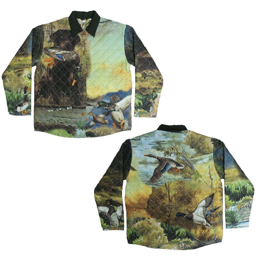 Ducks Galore  jacket large