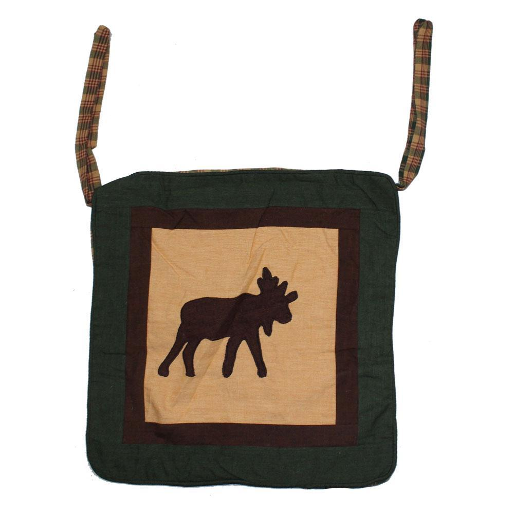 "Bear Trail Pot Holder 8""W x 8""L"