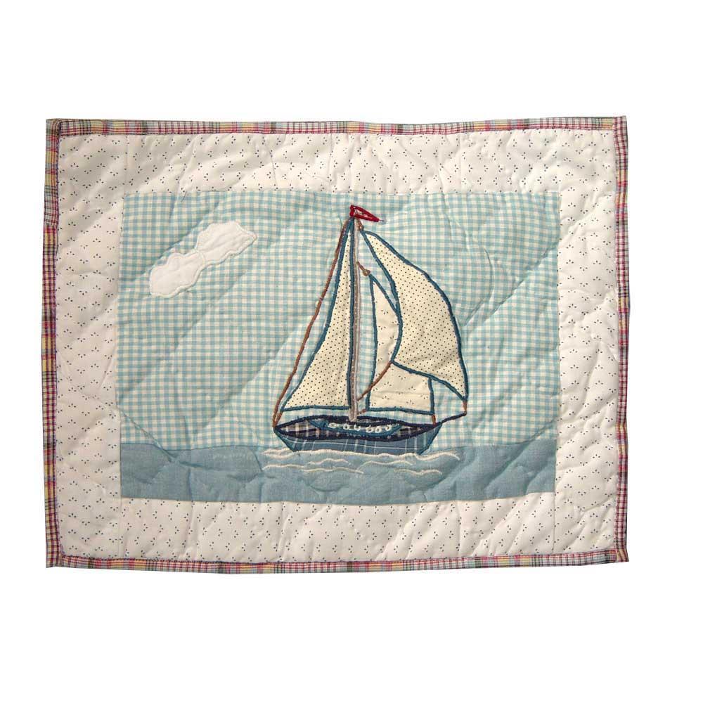 "Nautical Drift Place Mat 13""W x 19""L"