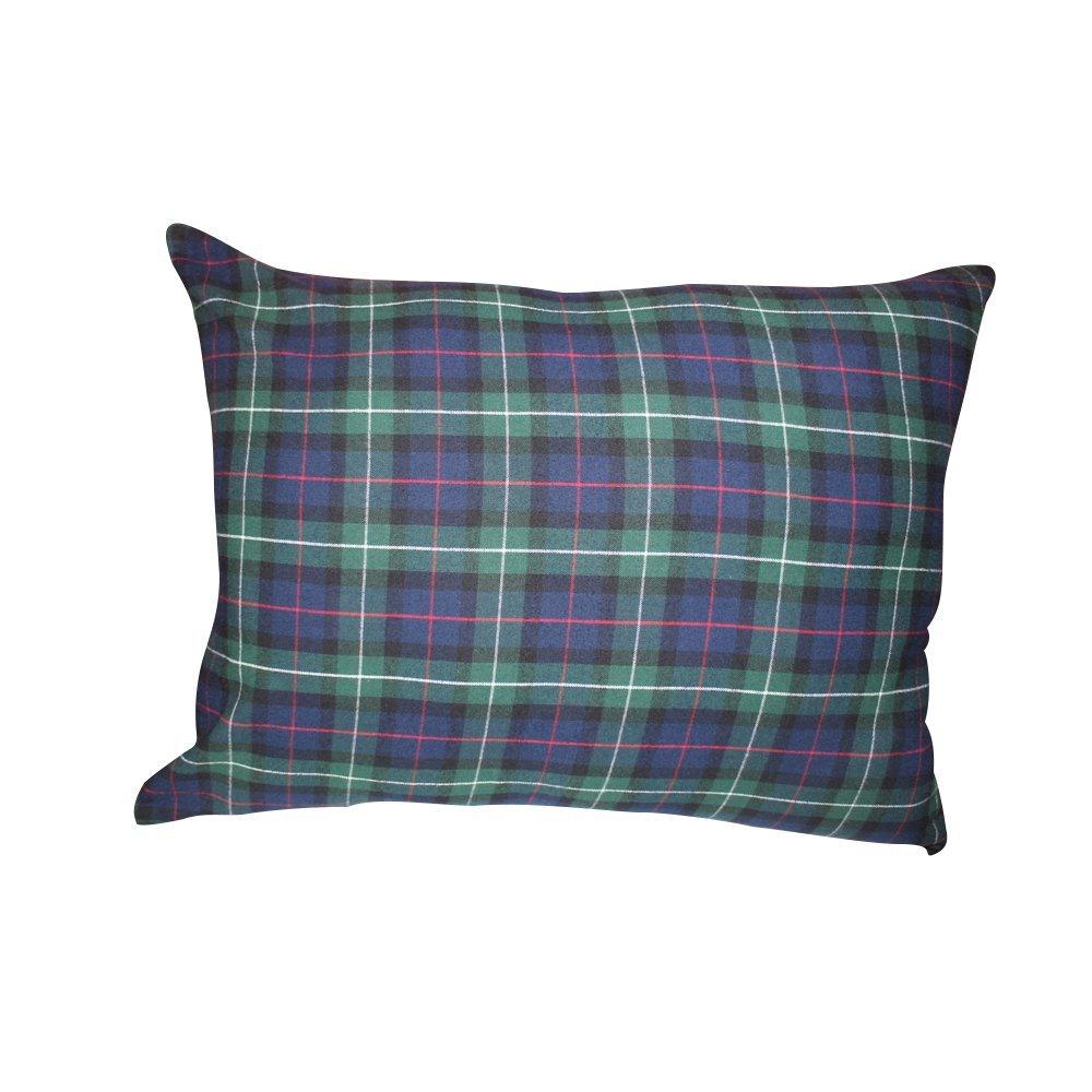 """Tartan Plaid,fabric pillow shams 27""""w x 21""""l,standard"""