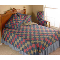 "HOMESTEAD TWIN QUILT 72"" X 90"""
