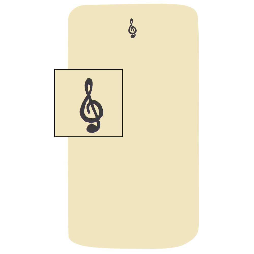 """Music crib sheet set crib 28""""w x 53""""l"""