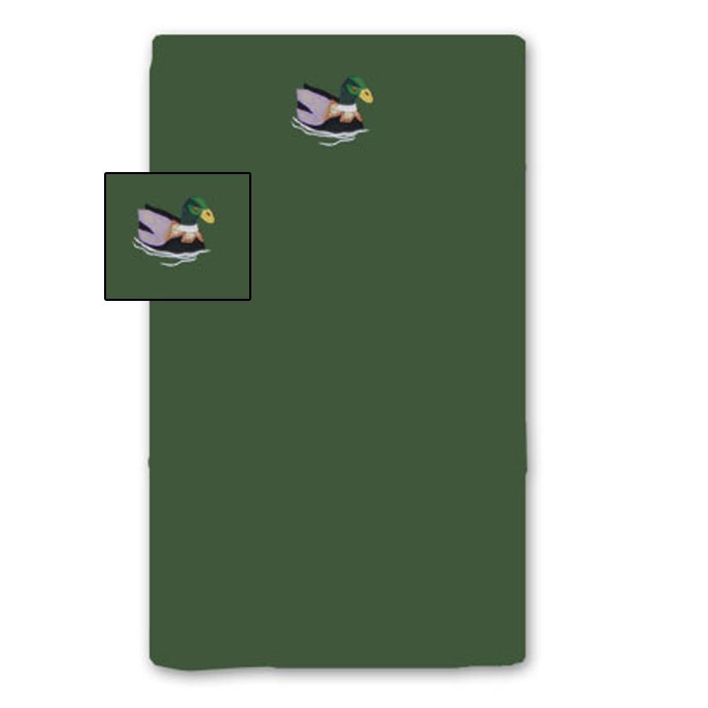 "Natures Splendor scrib sheet set crib 28""w x 53""l"