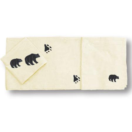 Bear Country twin sheet set - 4 pc set