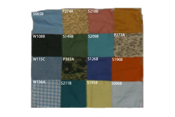 """Ocean Schools Colors 4""""W x 4""""L"""