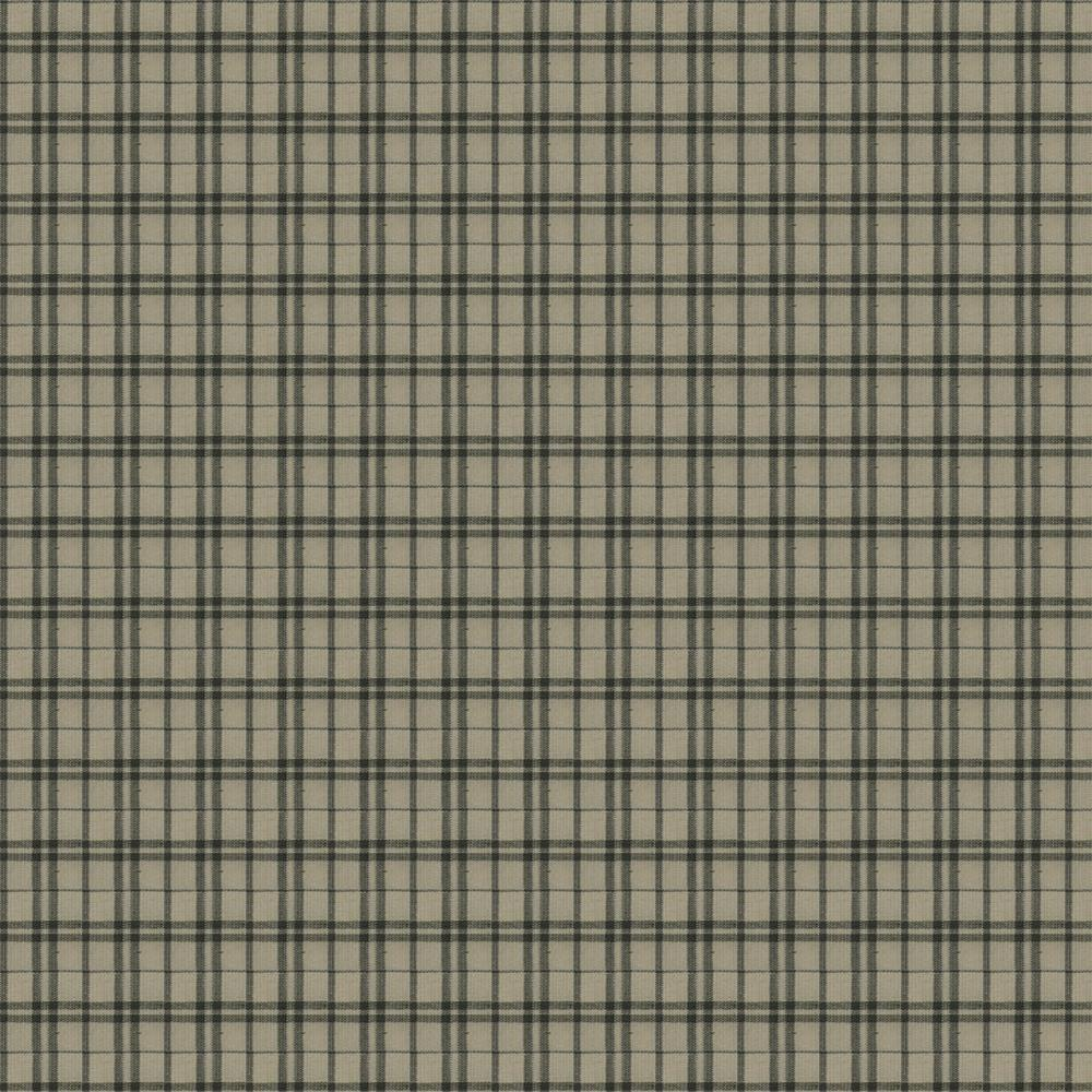 "Dark and Light Blue Pencil Stripe Fabric Swatch 4"" x 4"""