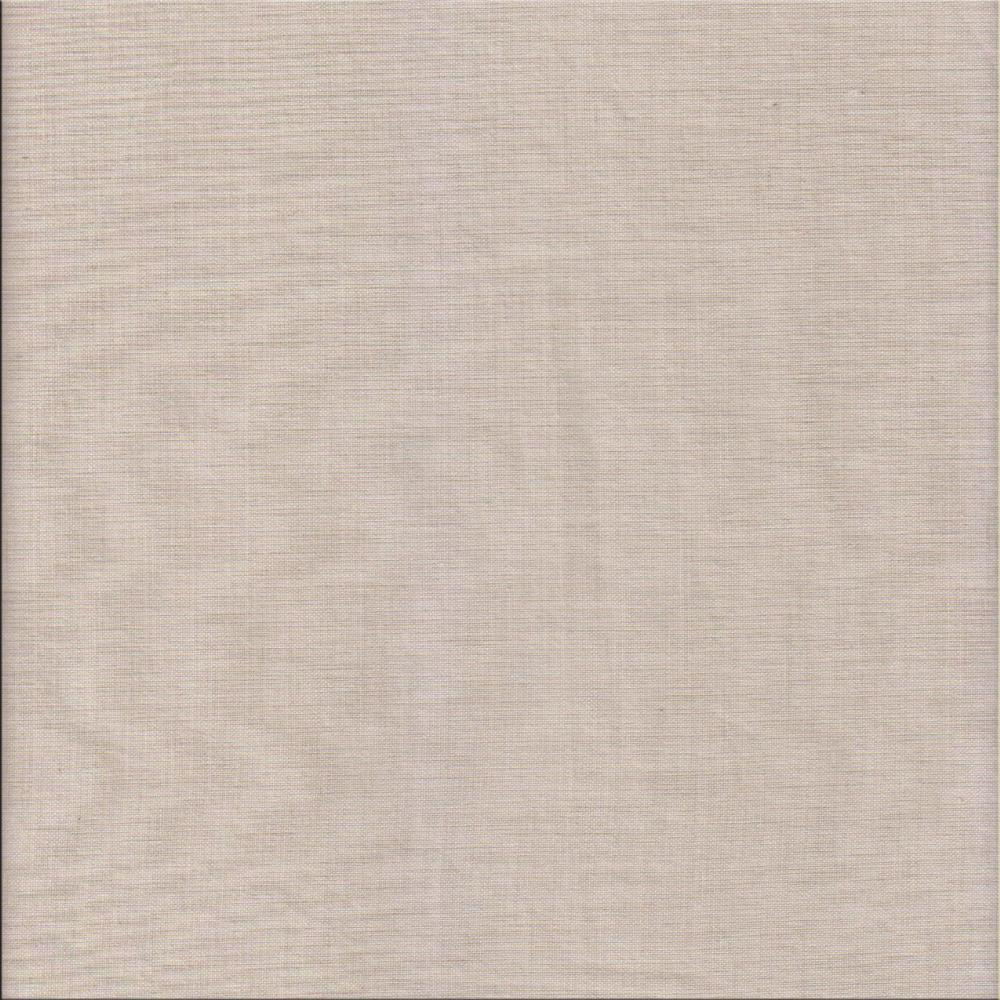 "Eggshell White Linen Fabric Swatch 4"" x 4"""