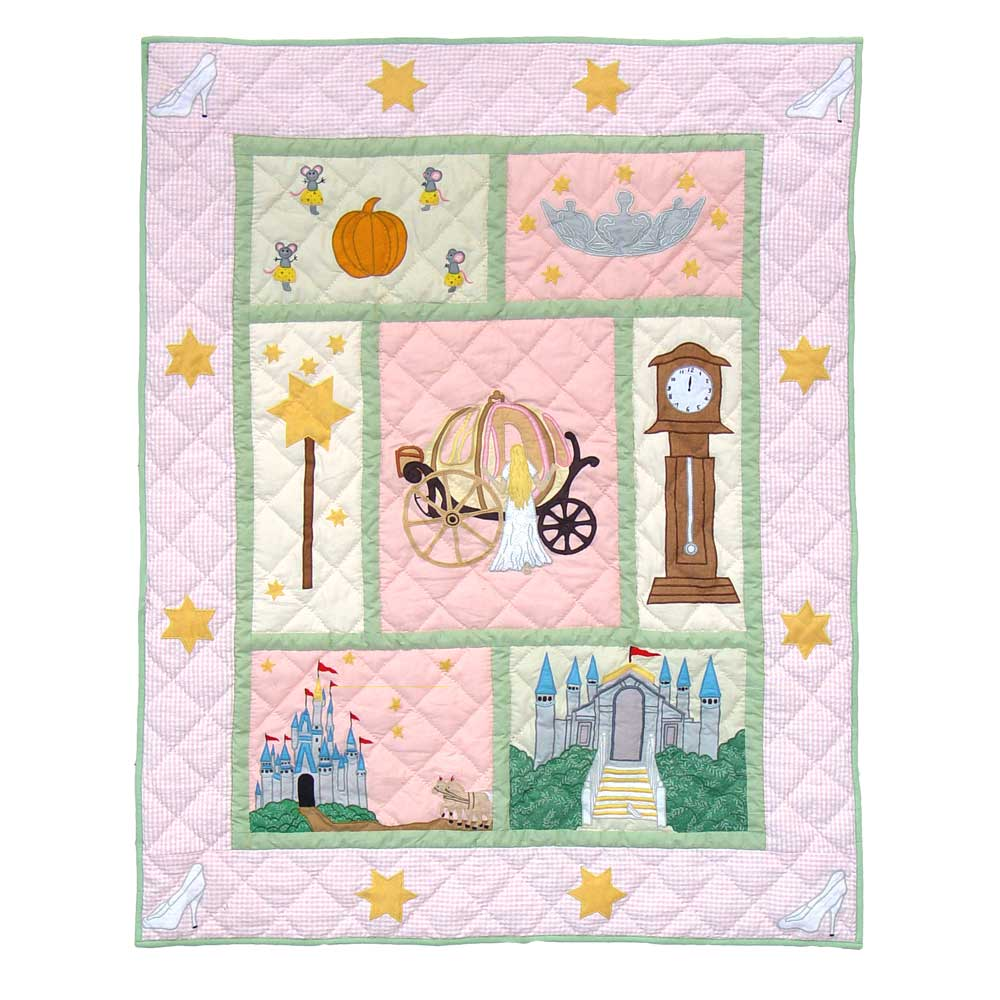 "Fairy Tale Princess Throw 50""W x 60""L"