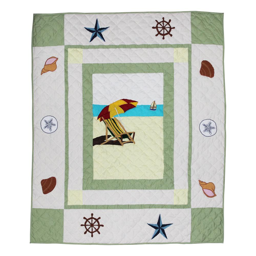 "Ocean Trail Throw 50""W x 60""L"