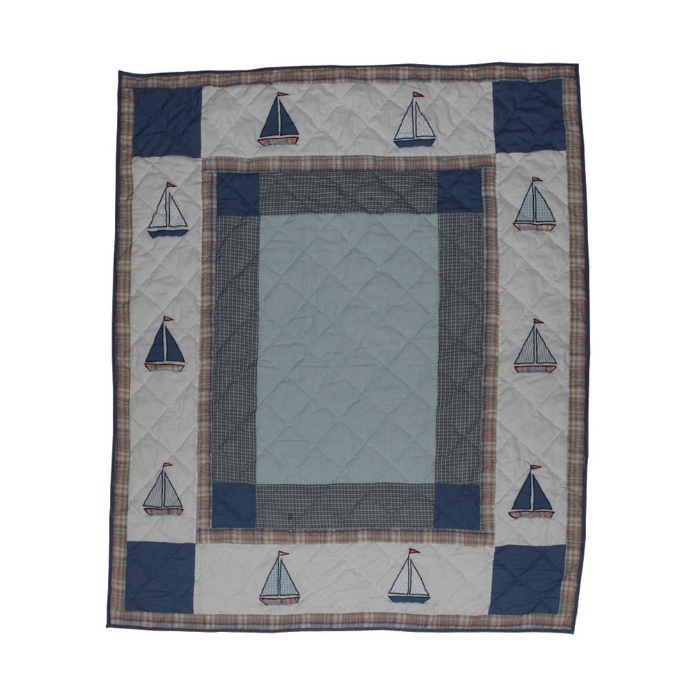 "Sail Trail rider Throw 50""W x 60""L"
