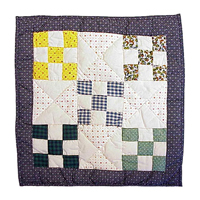 "Country Vine Toss Pillow 16""W x 16""L"