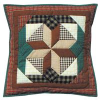 """Giftwrap Toss Pillow 16""""W x 16""""L"""