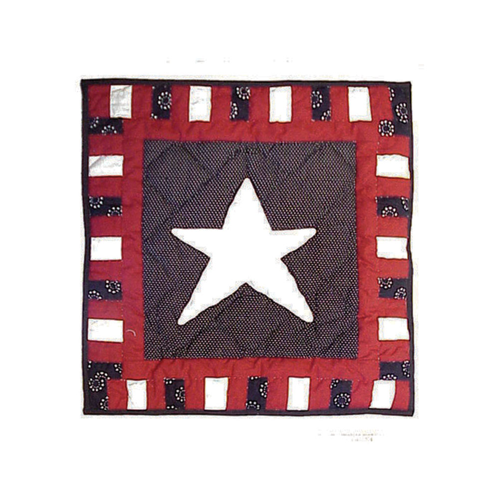 "Great American Toss Pillow 16""W x 16""L"