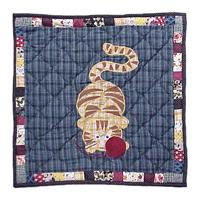 """Kitty Cats Toss Pillow 16""""W x 16""""L"""