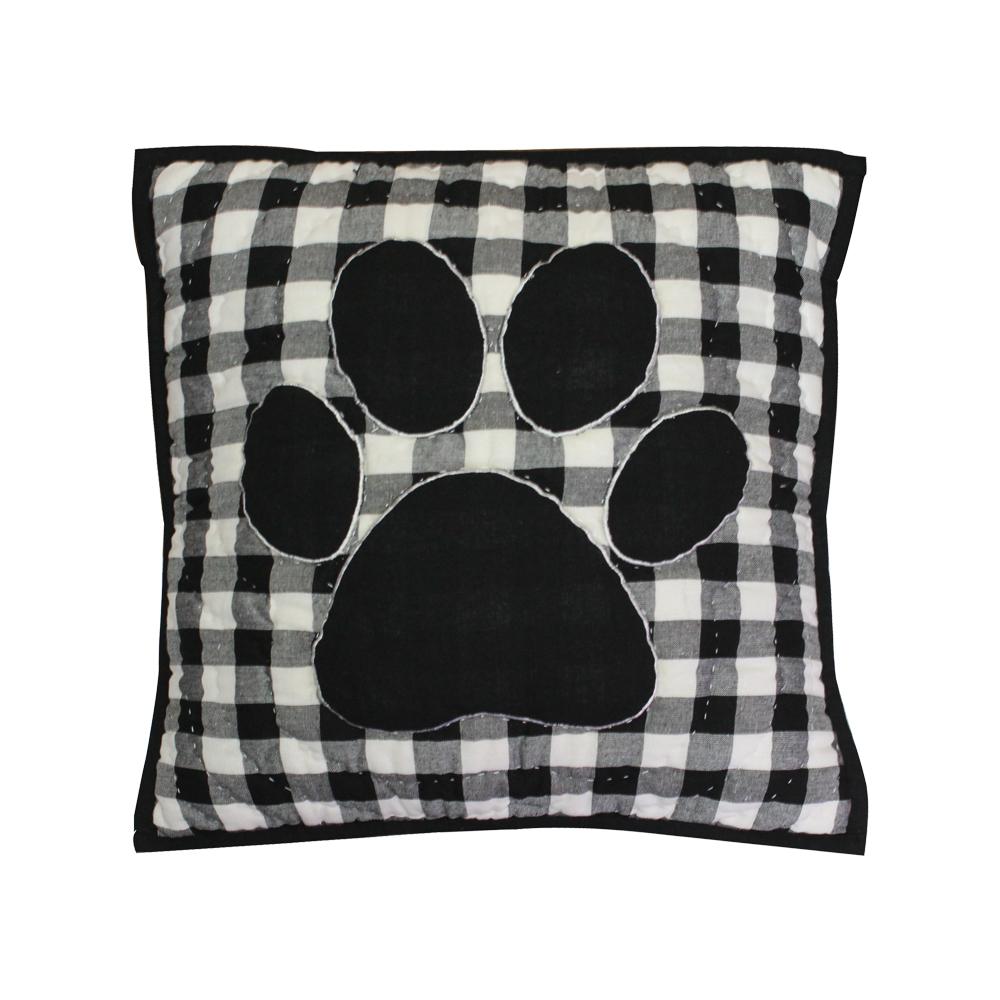"""Panda Toss Pillow 16""""W x 16""""L"""