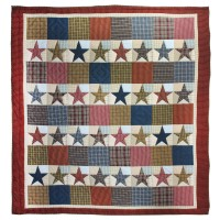 Stars and Squares
